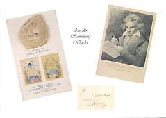 Livre : Aus der Sammlung Wegeler...