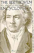 Livre : The Beethoven Encyclopedia, par Paul Nettl...