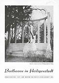 Livre : Beethoven in Heiligenstadt...