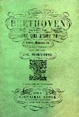 Livre : Beethoven raconté par ceux qui m'ont vu, par J.-G. Prod'homme...