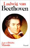 Livre : Ludwig van Beethoven, par Jean et Brigitte Massin...