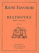 Beethoven, by René Fauchois...