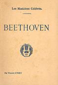 Livre : Beethoven, par Vincent d'Indy...