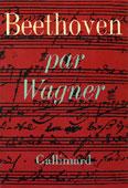 Livre : Beethoven par Richard Wagner...