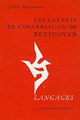 Livre : Cahiers de conversation de Beethoven