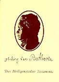 Livre : Heiligenstädter Testament, de Ludwig van Beethoven...
