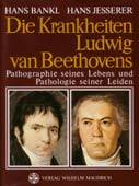 Livre : Die Krankheiten L. v. Beethovens 