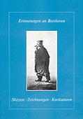 Livre : Erinnerungen an Beethoven : Skizzen, Zeichnungen, Karikaturen...