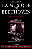 Livre : Beethoven - Catalogue des oeuvres
