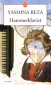 Livre : Hammerklavier, de Yasmina Reza