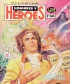 Livre : Hombres y Héroes