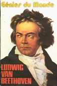 Livre : Ludwig van Beethoven,  collection Génies du Monde...