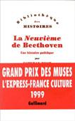 Livre : La Neuvième de Beethoven par Esteban Buch...