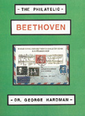 Livre : The Philatelic Beethoven, par George Hardman...