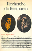 revue : Recherche de Beethoven, par Jean et Brigitte Massin...