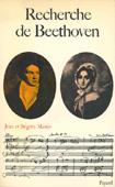 Livre : Recherche de Beethoven, par Jean et Brigitte Massin...