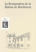 Livre : La restauration de la Maison de Beethoven...