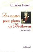Livre : Les sonates pour piano de Beethoven