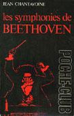 Livre : Les symphonies de Beethoven par Jean Chantavoine...