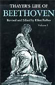 Livre :  Thayer's life of Beethoven, par Elliot Forbes...