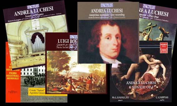 Andrea Luchesi CD