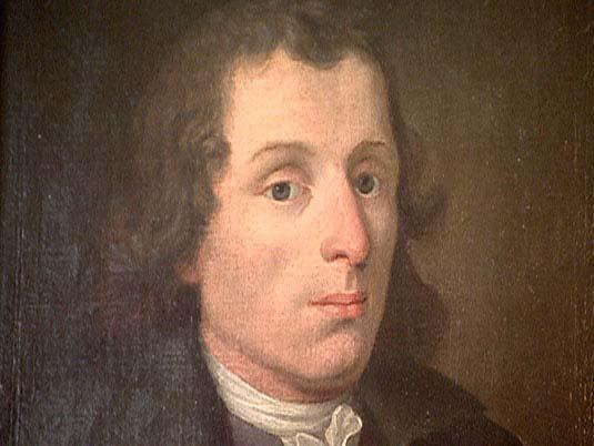 Portrait de Andrea Luchesi généralement identifié comme étant Christian Gottlob Neefe