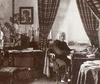 Liszt et Beethoven