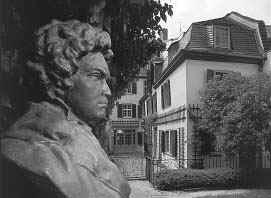 Museo de Bonn - Casa en la que Beethoven vivió de niño