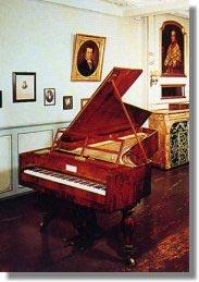 Museo de Bonn- El Piano.