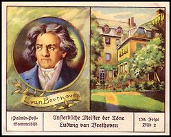 Carte Beethoven