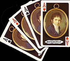 Beethoven Card