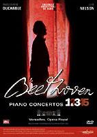 DVD Beethoven - Concertos 1 et 3
