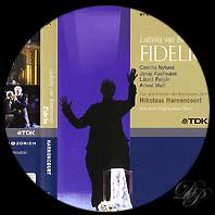 DVD Fidelio Harnoncourt
