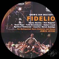 DVD de Fidelio - Beethoven