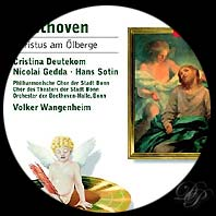 Beethoven - Le Christ au Mont des Oliviers