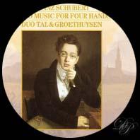Schubert - Piano 4 mains