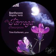 Cd Beethoven - les transcriptions de Terrega