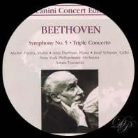 Cd du triple concerto de Beethoven