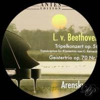 Triple Concerto pour Trio pour piano