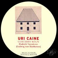 Variations sur les variations de Beethoven par Uri Caine