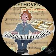Beethoven, sa vie, son oeuvre - Madeleine Renaud et Jean-Louis Barrault