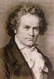 Ludwig Van Beethoven...