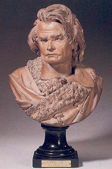 Beethoven by Albert-Ernest Carrier-Belleuse...