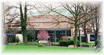 Bonn - Beethovenhalle, l'édifice...