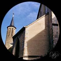 L'église de St Remigius