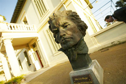 Beethoven à Saint-Raphaël