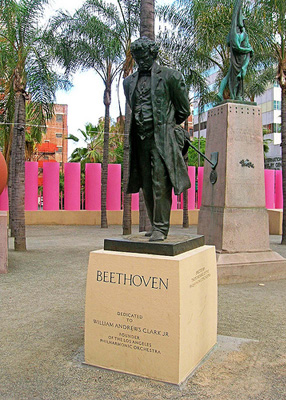 Beethoven by Arnold Foerster
