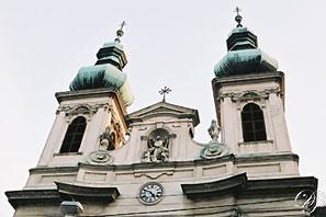 Eglise Sainte Trinité...