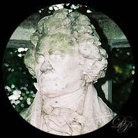 Beethoven : sa statue dans le parc d'Heiligenstadt