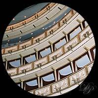Opéra de Vienne : la salle